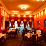 Interior of Royal Time Indian Restaurant in lilydale
