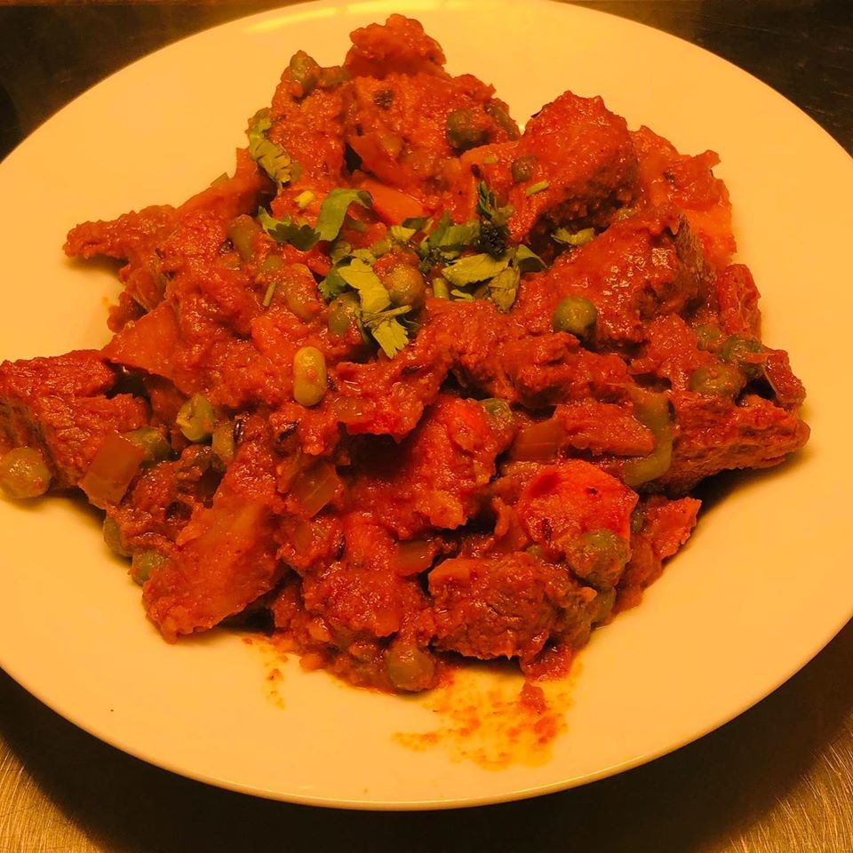 indian food in royal time indian restaurant in lilydale,melbourne,australia.
